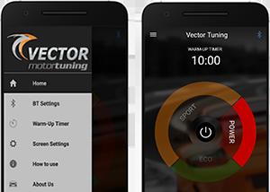 Vector Tuning BT App