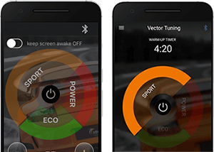 Vector Tuning BT App